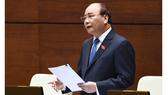14 giờ ngày 18-11: Thủ tướng Chính phủ Nguyễn Xuân Phúc trả lời chất vấn tại Quốc hội
