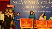 TPHCM kỷ niệm 35 năm Ngày Nhà giáo Việt Nam 20-11