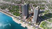Khởi công xây dựng tòa tháp đôi 1.800 tỷ đồng chào mừng APEC 2017