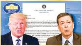 Nguy cơ watergate 2 (K2): Trump có cản trở công lý?