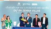 Hiệp Phú và DKRA công bố dự án Zenna Villas