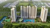 Dự án khu phức hợp 678 Âu Cơ, phường 14 Tân Bình