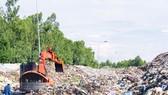 Giải cứu rác ở Hậu Giang