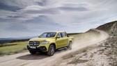 Mercedes-Benz trình làng xe bán tải hạng sang