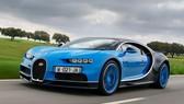 Bugatti Chiron sẽ được trang bị động cơ điện