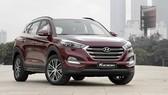 Hyundai Tucson được nhập khẩu nguyên chiếc từ Hàn Quốc