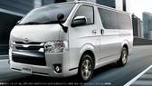 'Cá mập' Toyota Hiace nâng cấp đời 2017 tại Nhật Bản