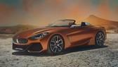 BMW Concept Z4 Roadster chính thức xuất hiện