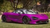 McLaren 720S màu tím hàng hiếm