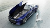 Maybach 6 Cabriolet concept - mui trần hạng sang mới của Mercedes