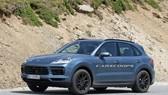 Porsche Cayenne 2018 sẽ trình làng vào ngày 29/8 ?