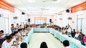 Xây trường Thới An vướng giải tỏa: Quận 12 đối thoại công khai với dân