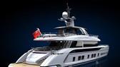 Siêu du thuyền mới hạ thủy trị giá 380 tỷ đồng của Porsche