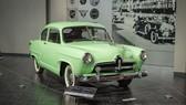 Khám phá bảo tàng ôtô Toyota