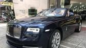 Siêu xe độc nhất Việt Nam Rolls-Royce Dawn