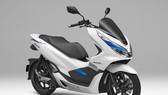 Bộ đôi Honda PCX Hybrid và PCX Electric  sẽ bán vào năm sau
