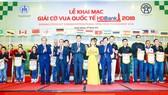 Cờ vua Việt Nam đạt trình độ thế giới