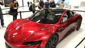 Siêu xe Tesla Roadster, dự kiến ra mắt vào năm 2020