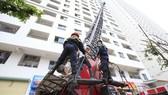 17 chung cư không bảo đảm an toàn phòng cháy chữa cháy