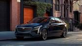 CT6 V-Sport 2019: Xe siêu sang ghi mốc lịch sử cho Cadillac