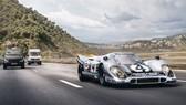 'Độ' Porsche 917 hợp pháp để chạy trên phố