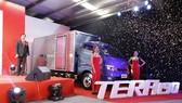 Ra mắt xe Tera 190.