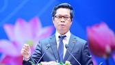 TS Vũ Tiến Lộc, Chủ tịch Phòng Thương mại và Công nghiệp Việt Nam (VCCI).