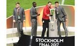 """Chức vô địch khiến Ibrahimovic và các đồng đội """"quên"""" cả việc mình đang bị chấn thương."""