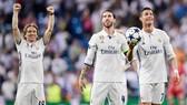 Real Madrid đang rất tự tin hướng đến bảo vệ ngôi vương.