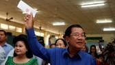 Đảng Nhân dân Campuchia chiến thắng ở vòng bầu cử xã, phường
