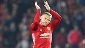 Rooney chính thức chia tay Man.United