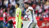 Alvaro Morata đã rời Real để hy vọng khẳng định giá trị tại Chelsea.