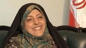 Bà Masumeh Ebtekar