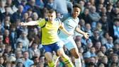 Everton (trái) sẽ ngăn cản Man.City một lần nữa?