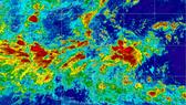 Ảnh vệ tinh về diễn biến mây ở khu vực biển Đông