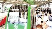 Hệ thống ray đường sắt đô thị Cát Linh - Hà Đông chưa đảm bảo an toàn