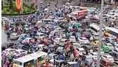 Trong 6 tháng đầu năm 2017, toàn quốc xảy ra 33 vụ ùn tắc giao thông kéo dài