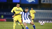 Villarreal (trái) và Sociedad sẽ là những ứng viên vé Europa League.