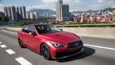 1.635 xe Infiniti bị thu hồi tại Trung Quốc