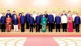 Chủ tịch nước Trần Đại Quang gặp song phương với lãnh đạo các nền kinh tế APEC