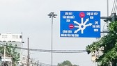 Tập trung điều chỉnh giao thông