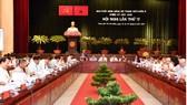 THÔNG BÁO Hội nghị lần thứ 15 Ban Chấp hành Đảng bộ thành phố khóa X