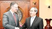 Lãnh đạo TPHCM đánh giá cao quan hệ đối tác toàn diện Việt Nam - Hoa Kỳ
