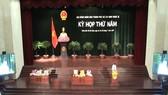 """Khai mạc kỳ họp thứ 5 HĐND TP khoá IX: Tập trung giải quyết những vấn đề """"nóng"""""""