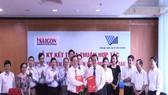 Báo SGGP& ĐH Quốc gia TPHCM hợp tác tuyên truyền GD&KHCN