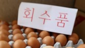 Egg sales in S. Korea drop amid contamination scandal