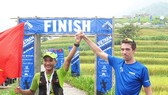 Vietnamese wins at 100km Marathon category  