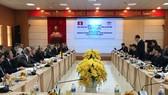 At the meeting -Photo: AHK