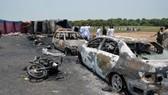 Ít nhất 123 người thiệt mạng trong vụ cháy xe bồn chở dầu ở Pakistan