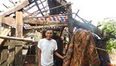 Báo SGGP tiếp nhận cứu trợ đồng bào bị thiên tai ở miền Trung